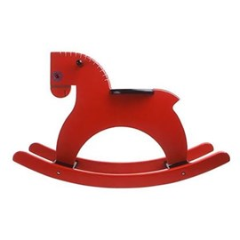 Rocking Horse Red