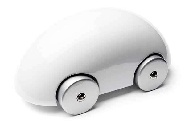 Streamliner Classic iCar White