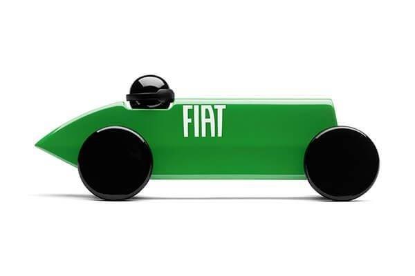 Bild på Mefistofele Fiat Grön