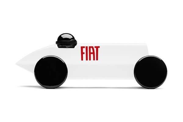 Bild på Mefistofele Fiat Vit