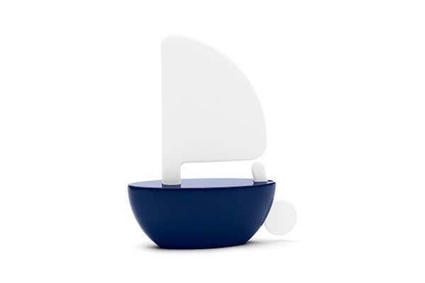 Picture of Sailboat White/Blue