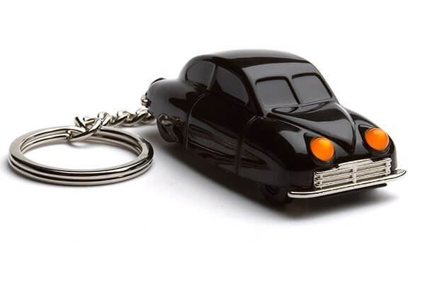 Picture of SAAB Key Chain
