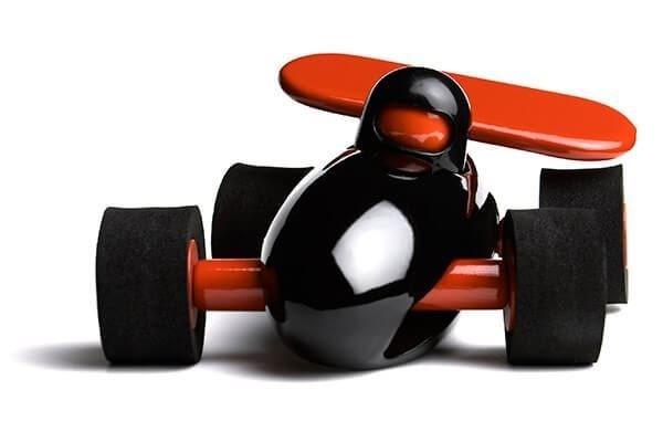 Bild på Racer F1 Svart