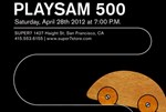 The Playsam 500