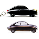 Design On Demand - Saab nyckelring