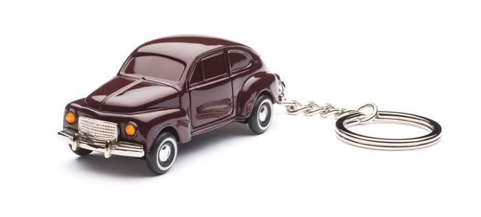 Volvo nyckelring