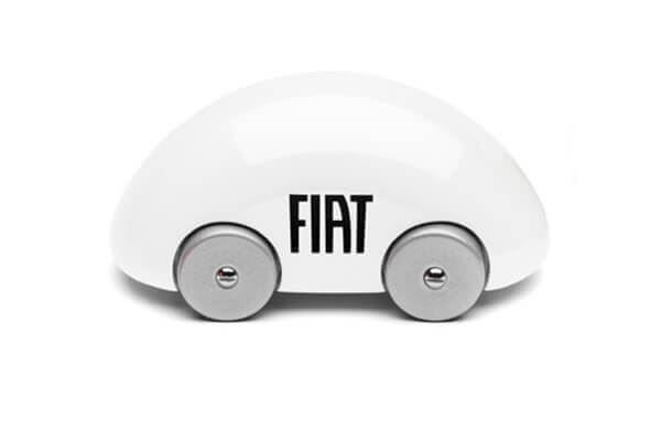 Picture of Streamliner Classic FIAT White