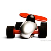 Racer F1 Silver