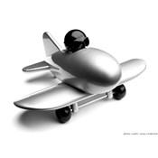 Jetliner Silver