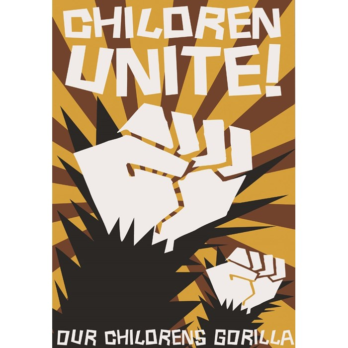 Picture of CHILDREN UNITE POSTER 70 x 100 cm
