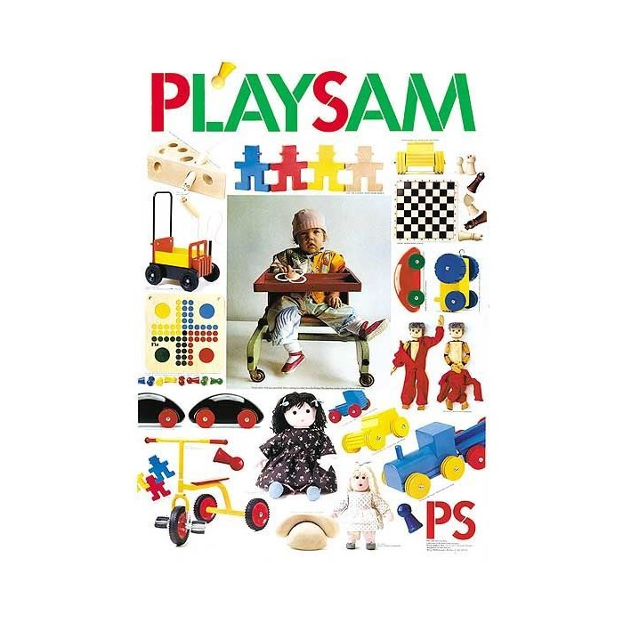 Picture of Playsam PS Poster