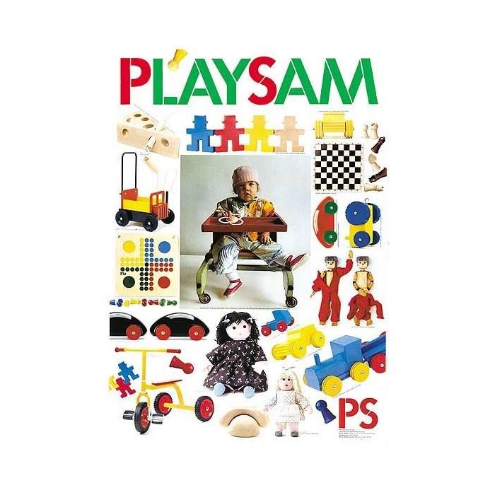 Bild på Playsam PS Poster