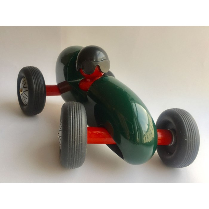 Picture of Oldtimer Brittish Racing Green
