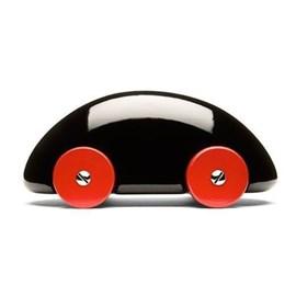 Streamliner Classic Black wooden car